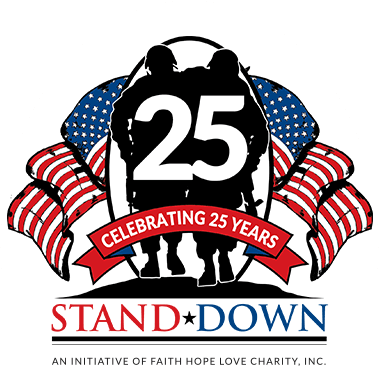 Stand Down Page Logo