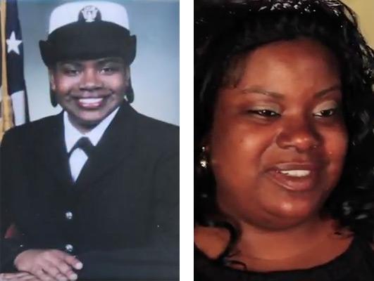 Yolanda U.S. Navy Veteran