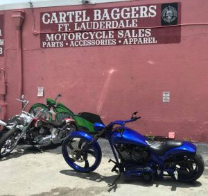 STAND DOWN RECEIVES DONATION FROM LOCAL MOTORCYCLE SHOP TO HELP HOMELESS VETERANS IN PALM BEACH COUNTY