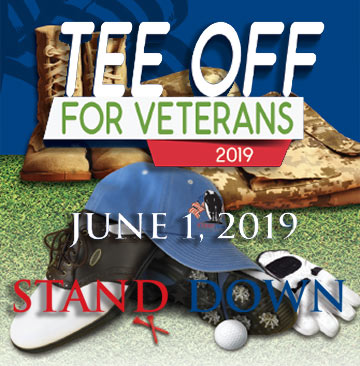 Tee Off For The Veterans 2019