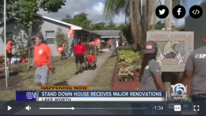 Stand Down House gets makeover in Palm Beach County