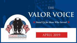 Valor Voice Newsletter April 2019