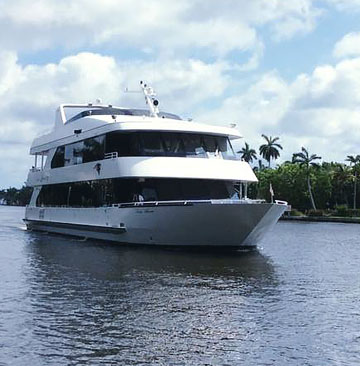 Lady Atlantic Cruise Line
