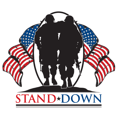 Stand Down Page Logo 2020