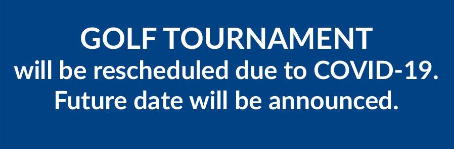 Golf Tournament Reschedule COVID-19