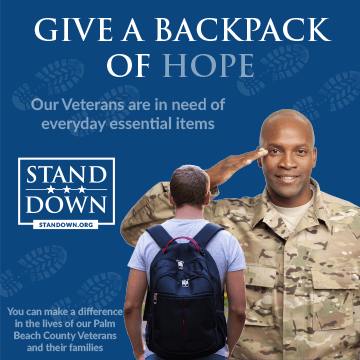 Give a Backpack of Hope