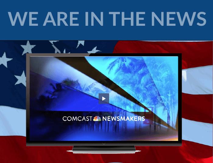 Comcast Newsmaker Interview 2020