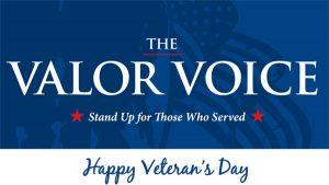 Valor Voice Happy Veteran Day Feature Image